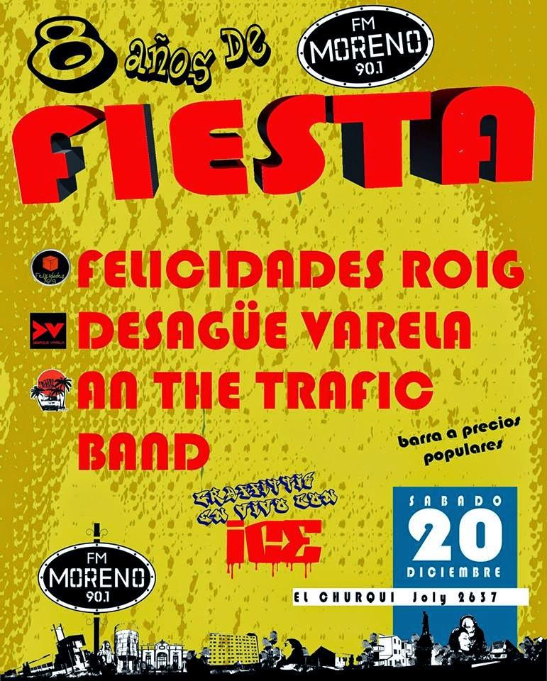 FIESTA DE FM Moreno