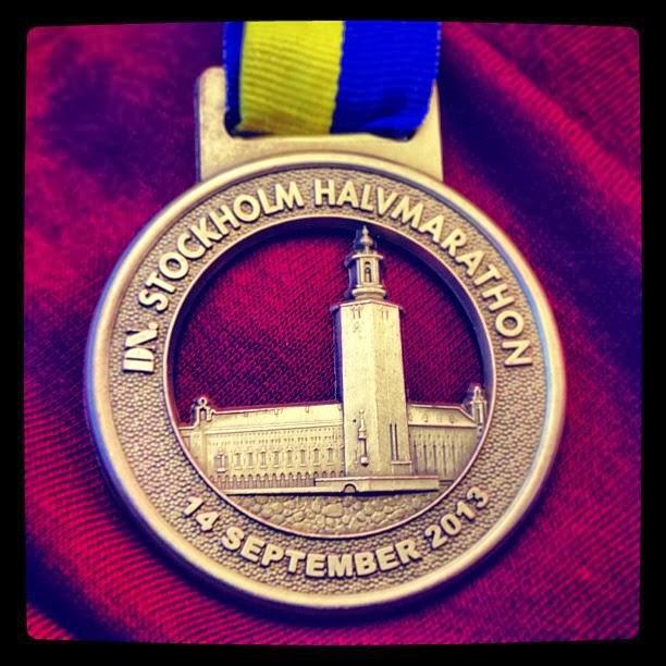 Stockholm halvmarathon 2013
