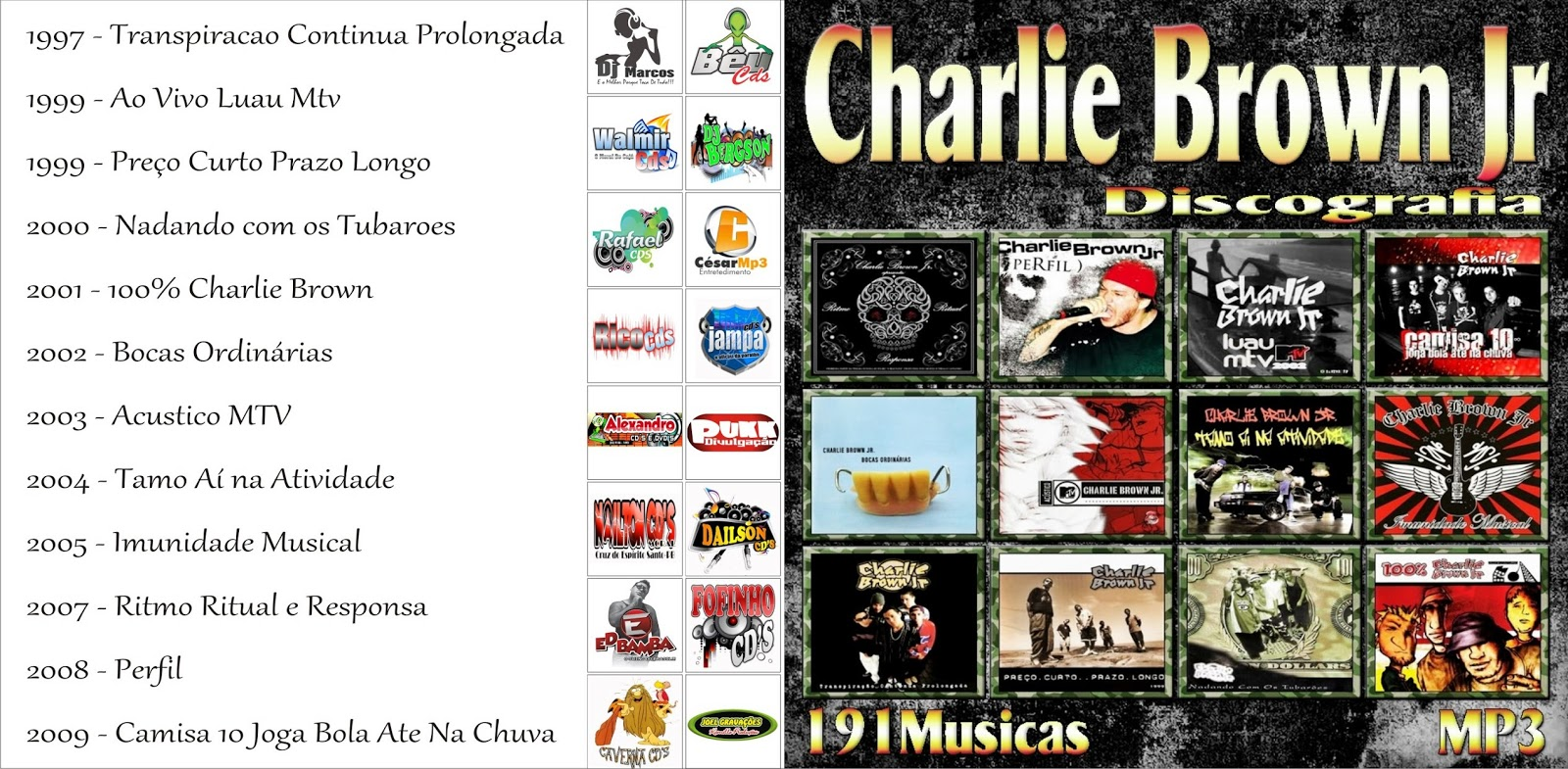 Download Cd 2007 - Ritmo Ritual e Responsa