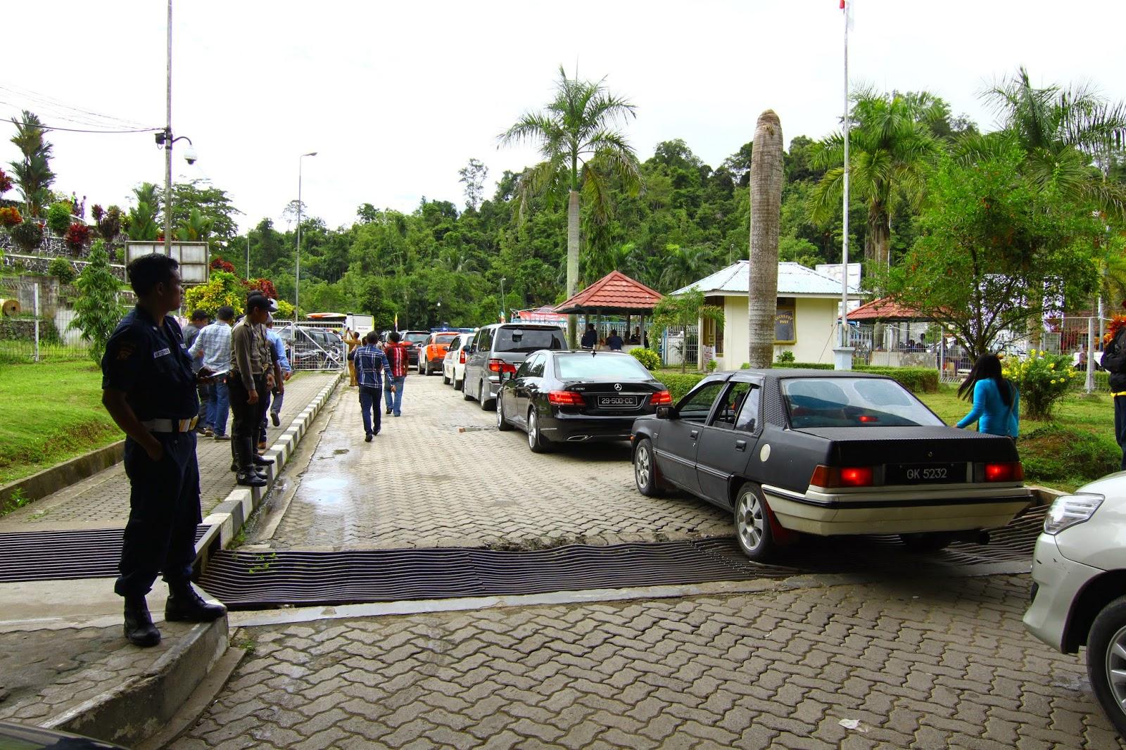 Lawatan kerja Menteri Indonesia dari Jakarta