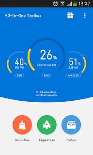 Aplikasi Pembersih Android Terbaik