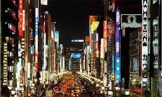 Tempat Wisata Di Tokyo - Ginza