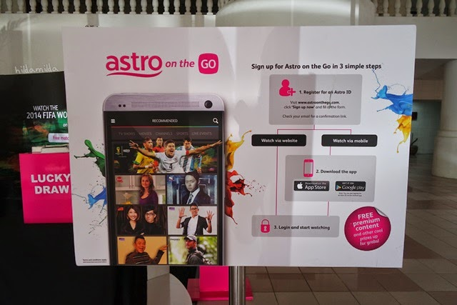Being Hildaladida Take Astro With You Whenever You Go
