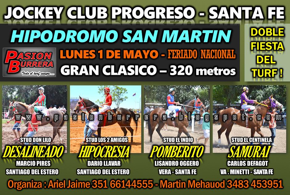 PROGRESO - 1 MAYO - 320