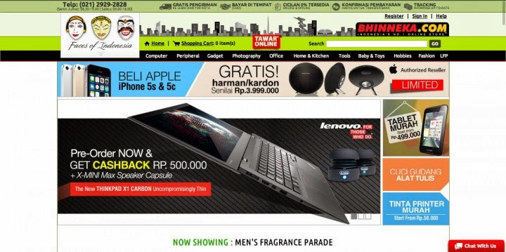 eCommerce Indonesia