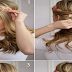 Tuck & Cover French Braid Hairstyle Tutorial