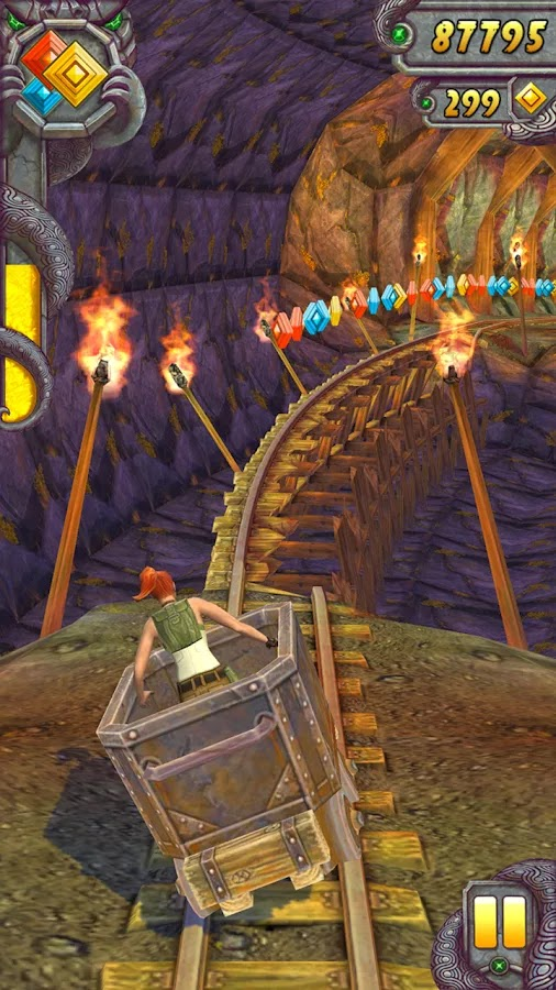 Temple Run 2 v1.15.1 Mod [Unlimited Money]