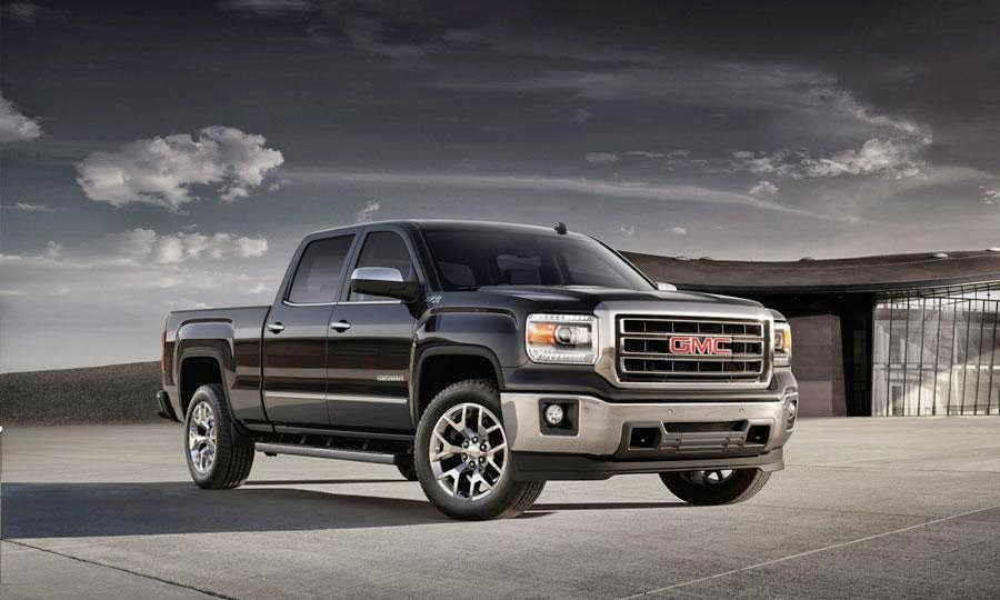GMC Sierra, Chevrolet Silverado Updates for 2015