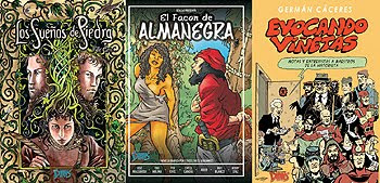 Ediciones de La Duendes en papel, ttulos 31 a 33