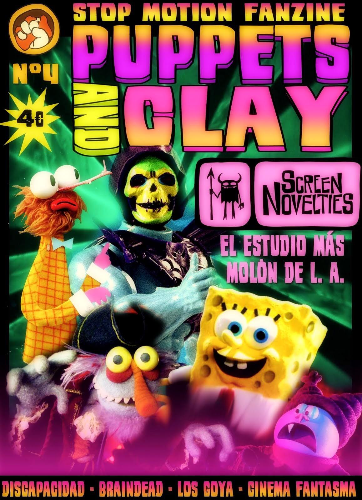 Puppets & Clay Fanzine Nº4