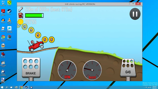 Hill Climb Racing PC