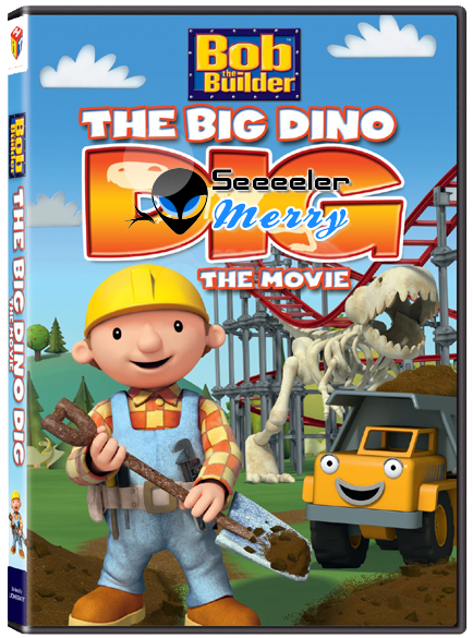 bob the builder the big dino dig the movie  2011  dvdrip 250 mb