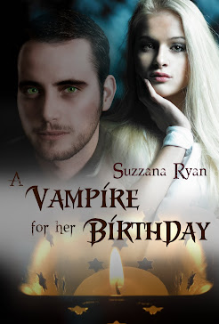 A vampire for her Birthday