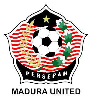 Logo Persepam Madura United ISL 2013