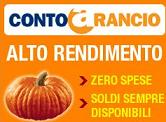 conto arancio opzione arancio+