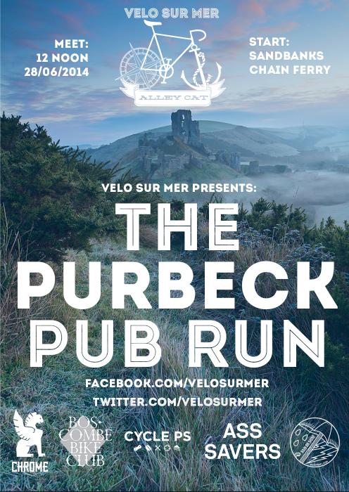 Velo Sur Mer: The Purbeck Pub Run info