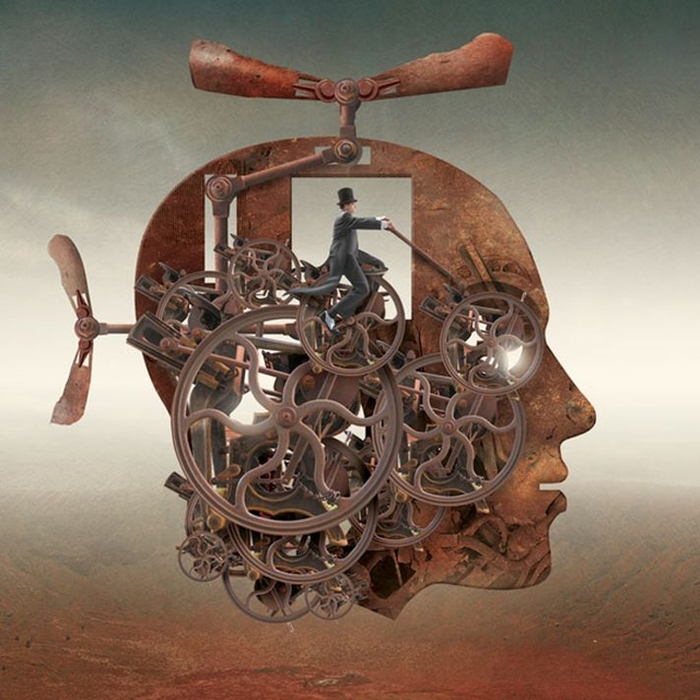 Imaginarium | Igor Morski 1960 | Polish Surrealist painter