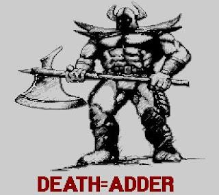 death adder Golden Axe