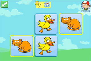 Farm animals and sounds - App Pipo