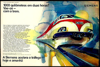 Siemens, os anos 70; propaganda na década de 70; Brazil in the 70s, história anos 70; Oswaldo Hernandez;