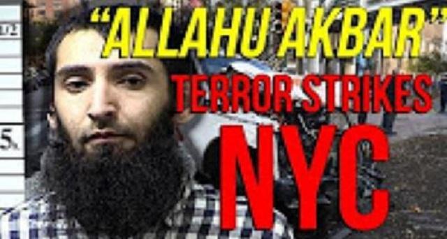 Αυτός είναι ο  ισλαμοπίθηκος  μακελάρης του Μανχάταν: Φώναζε «ο Αλλάχ είναι μεγάλος» Βίντεο