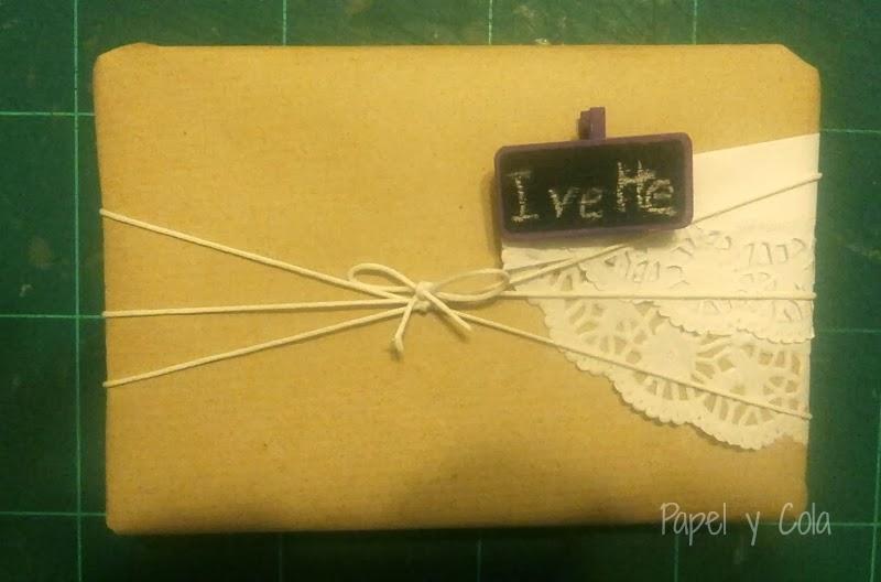 Cuaderno para Ivette - Papel y Cola