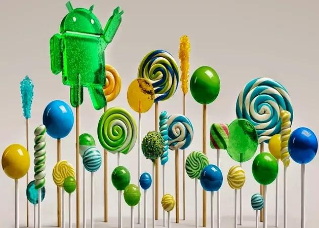 Android Lollipop, novedades para el líder de la movilidad