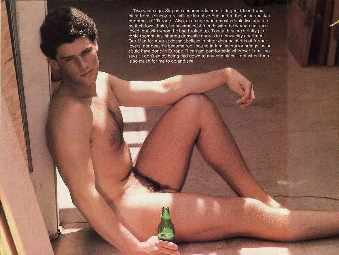 Mark Davis Nude