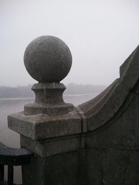 Widok z Mostu Poniatowskiego
