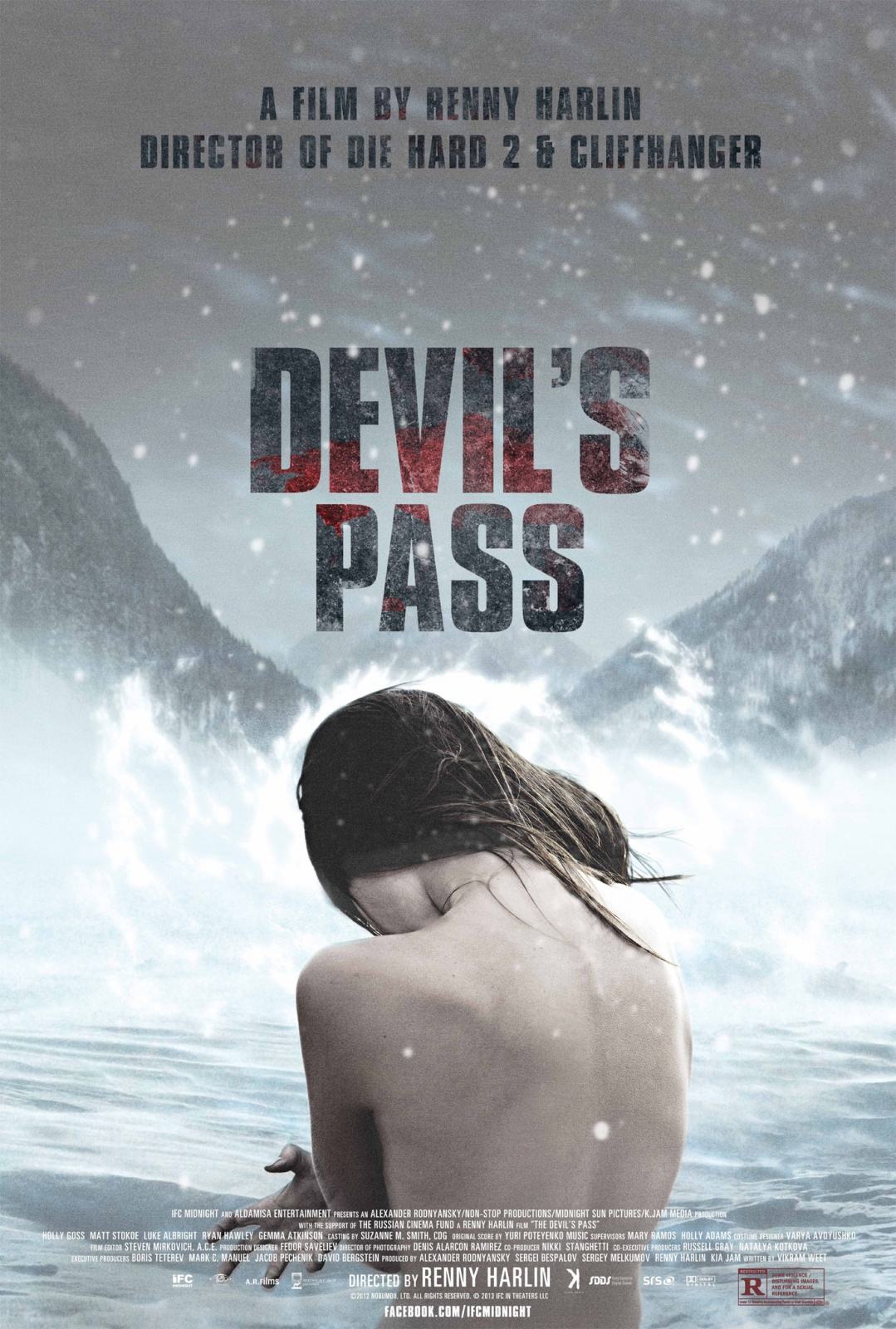 The Dyatlov Pass Incident (Devil's Pass) (2013)