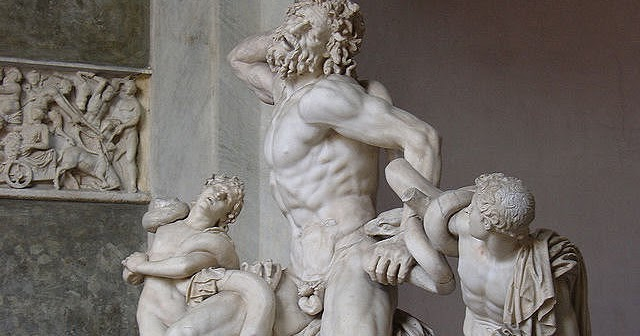 laocoon face - photo #12