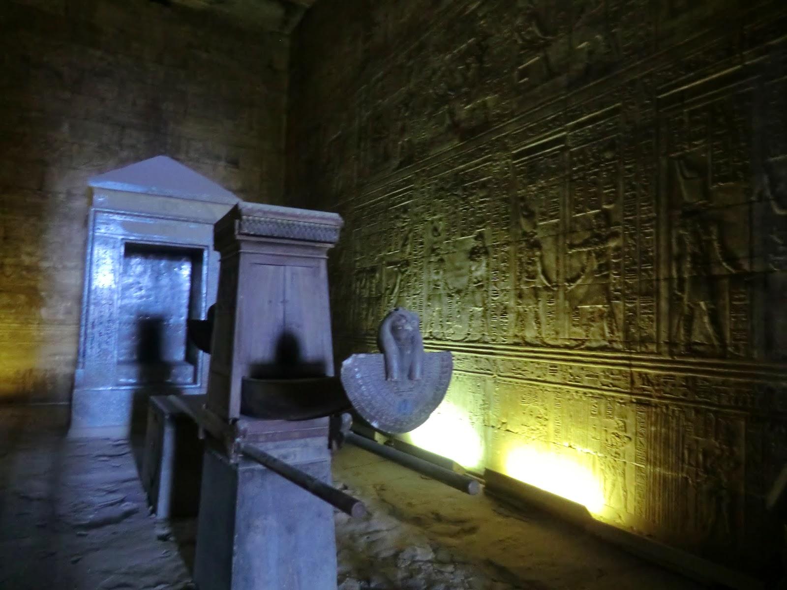 Sanctasanctorum Templo Horus