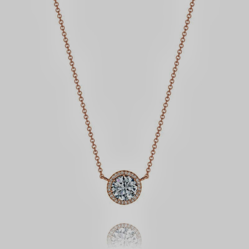 Tacori diamond Necklaces  Style # FP6706PK