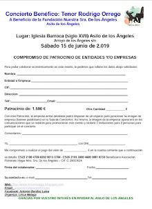 Documento Compromiso Patrocinadores