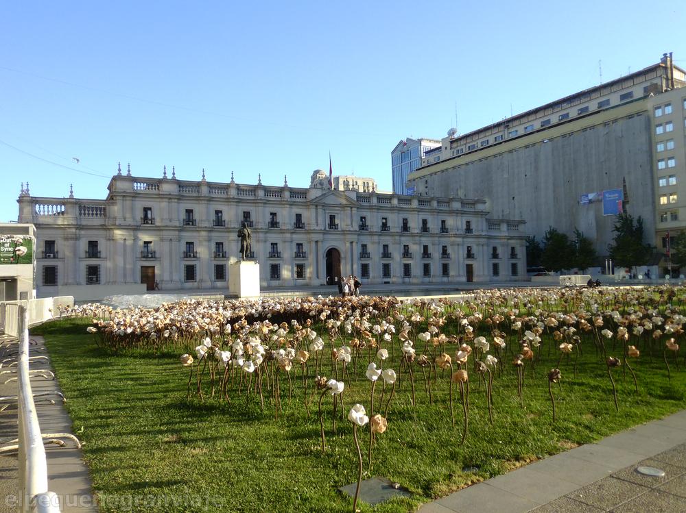Santiago de Chile, Chile, Palacio de la Moneda