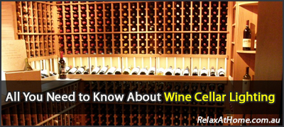 guide to a proper wine cellar lighting guide to