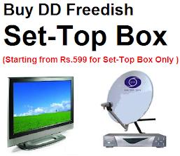 DD Freedish Set-Top Box