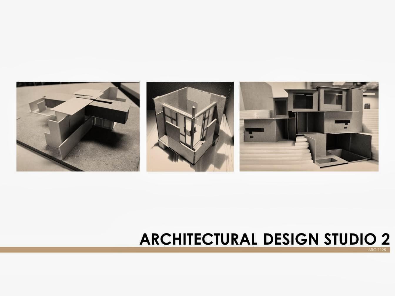 Architectural design studio 2 degree in architecture for Architectural decoration