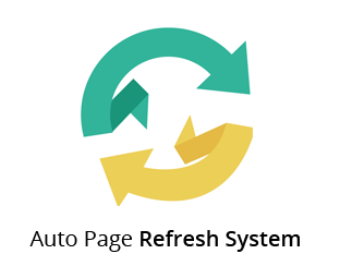 Auto Page Refresh System In Blogger