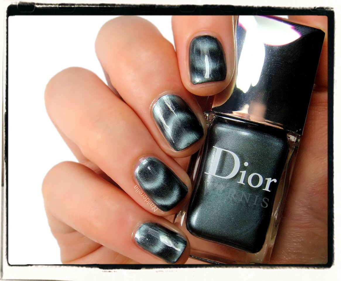 Christian Dior Mystic Metallics (Fall 2013) - Nailderella
