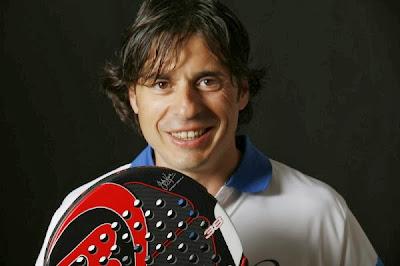 """Toni Riveras, autor del blog de pádel """"Toni Riveras - Pádel Coach"""""""