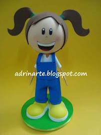 Mariana ( 25cm de altura)