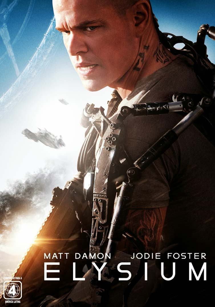 Elysium Torrent - WEB-DL 4K Dual Áudio (2013)