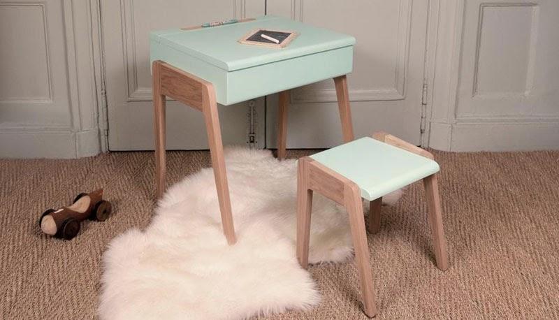 escritorios infantiles de diseo