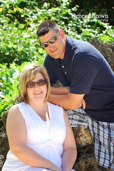Rick and I Guam 2012