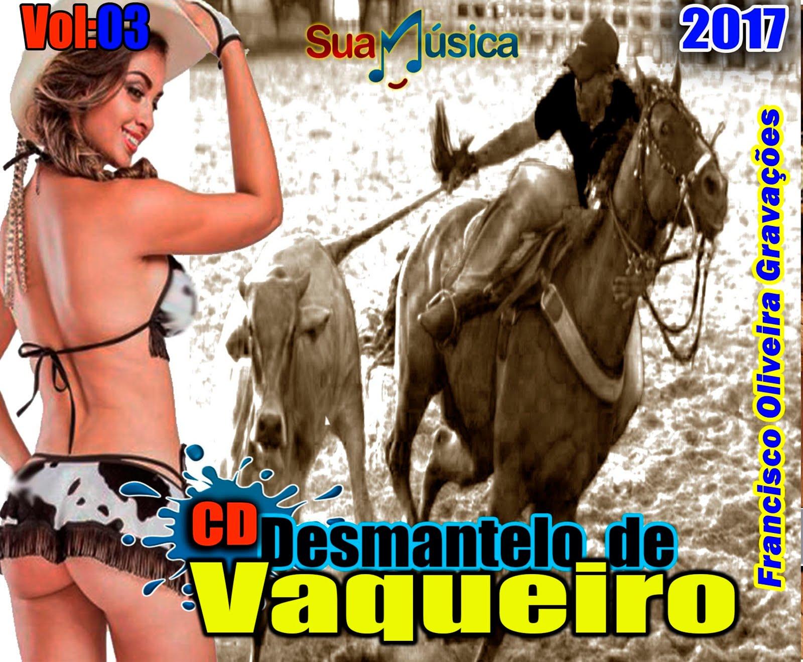 CD DESMANTELO DE VAQUEIRO VOL 3