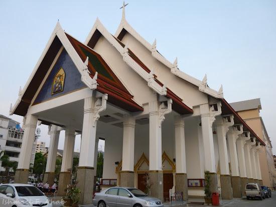 Holy Redeemer Church in Bangkok