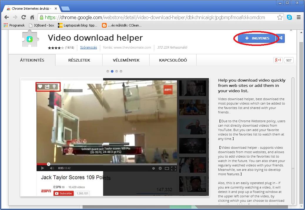 Google Chrome letoltese Magyarul ingyen Prim