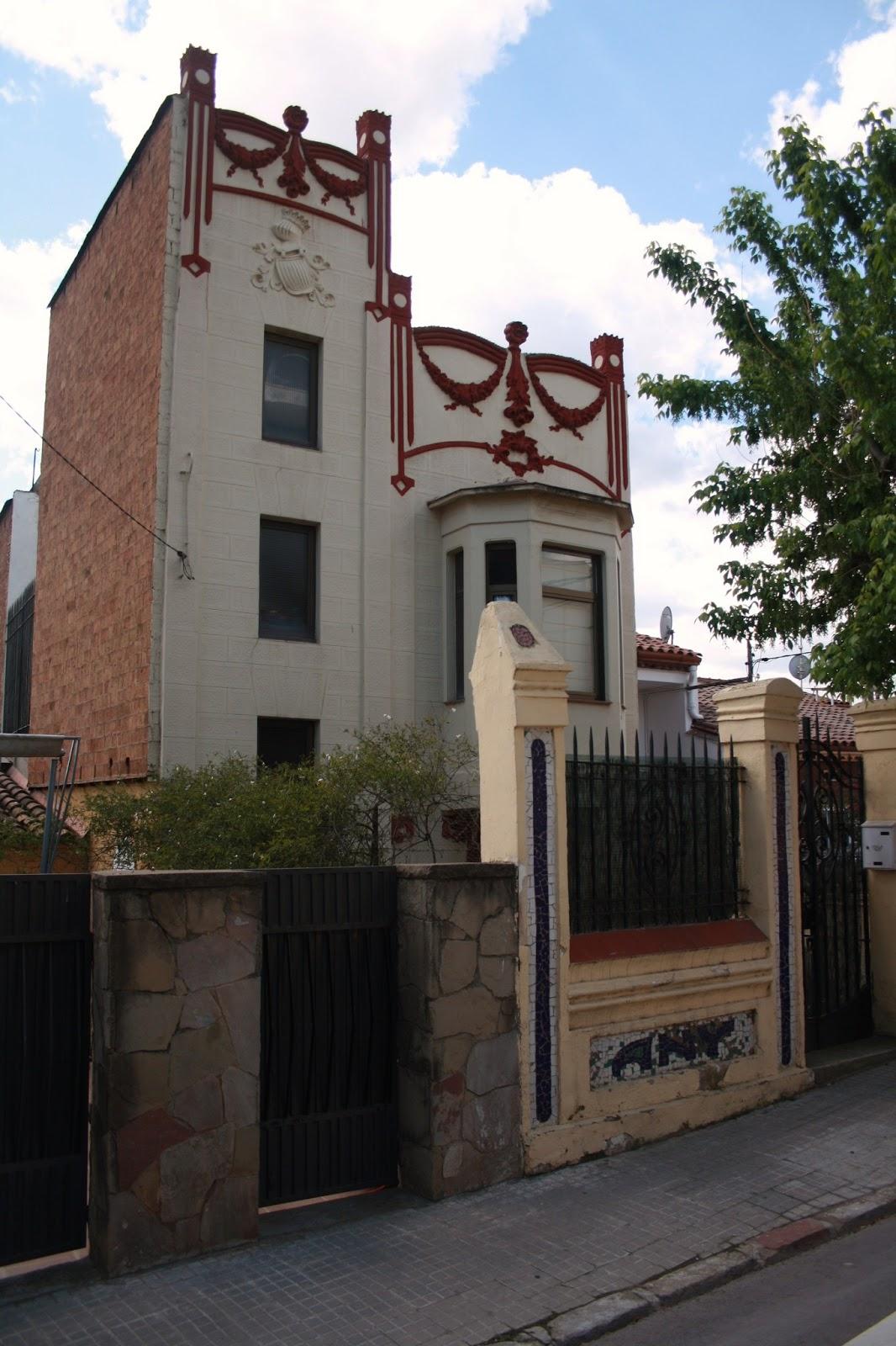 Tribuna del bergued el patrimoni inexplicat el papiol for Casas en el papiol