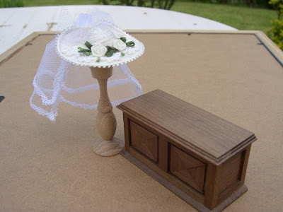 Coffre,Miniature,Catherine DUCH